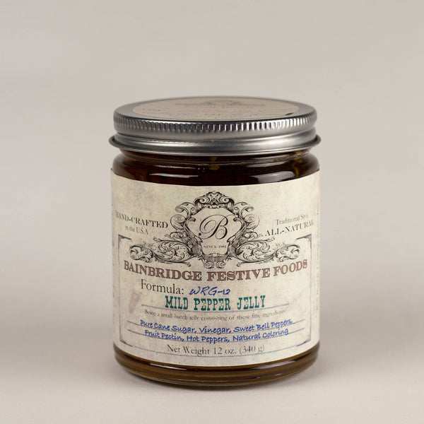 BainBridge Mild Pepper Jelly