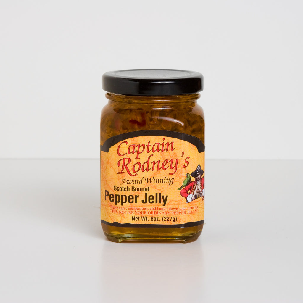 Captain Rodney's Everyday Collection - Original Pepper Jelly