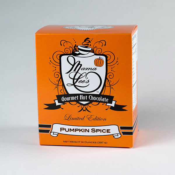 Mama Lee's Limited Edition Pumpkin Spice