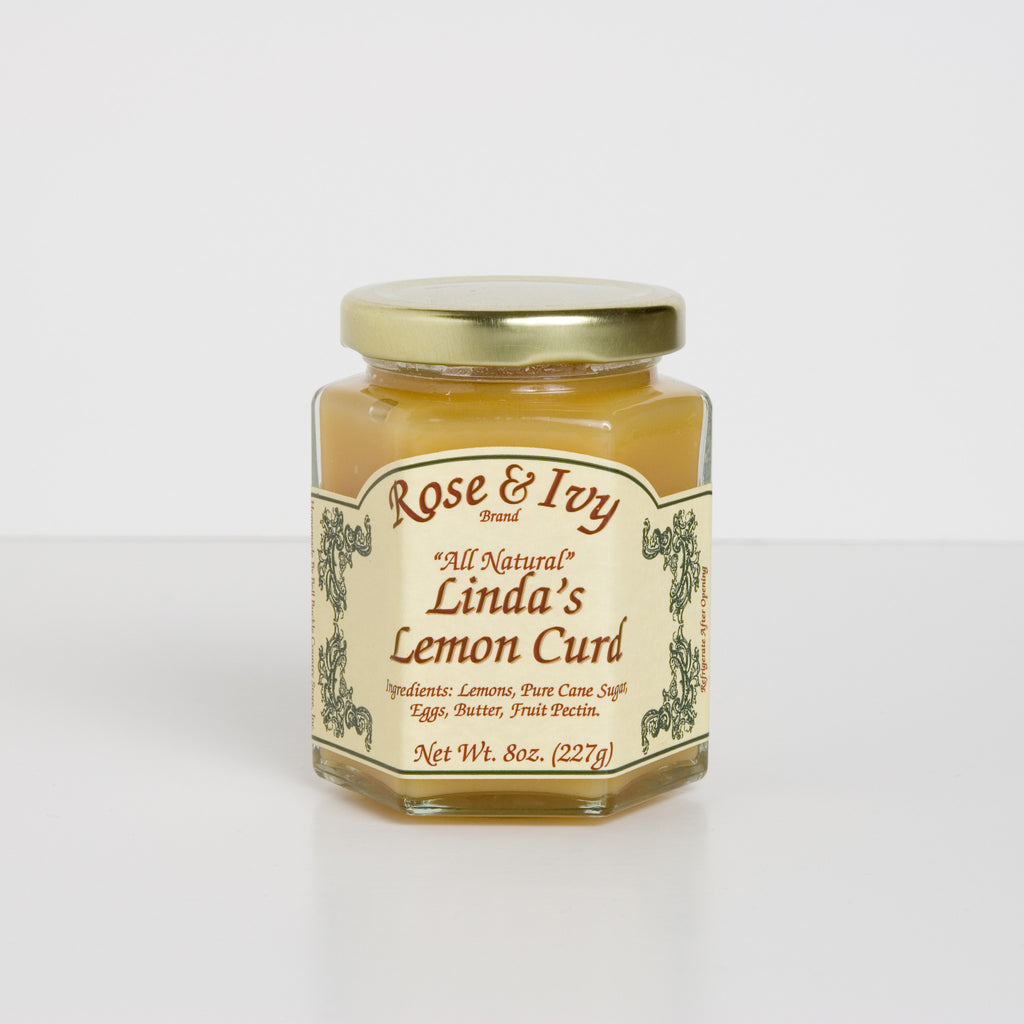 Rose & Ivy Linda's Lemon Curd