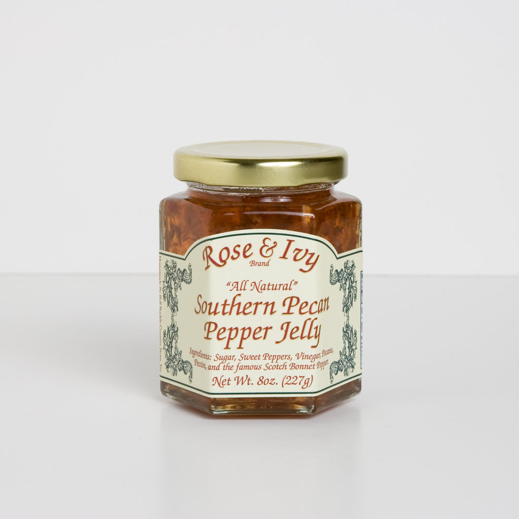 Rose & Ivy Southern Pecan Pepper Jelly