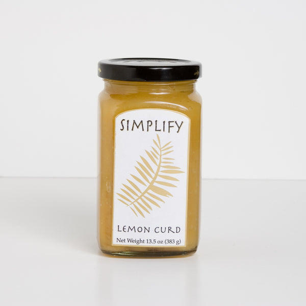 Simplify Lemon Curd
