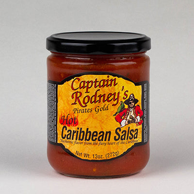 Captain Rodney's Everyday Collection - Hot Caribbean Salsa