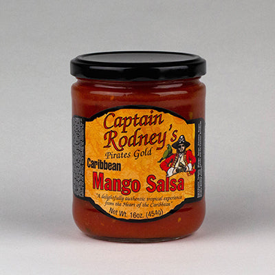 Captain Rodney's Everyday Collection - Mango Caribbean Salsa