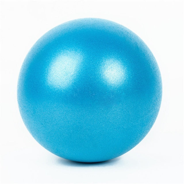 25cm Yoga Ball Exercise Gymnastic Fitness Pilates Ball Balance - Fresh Smiles .Co