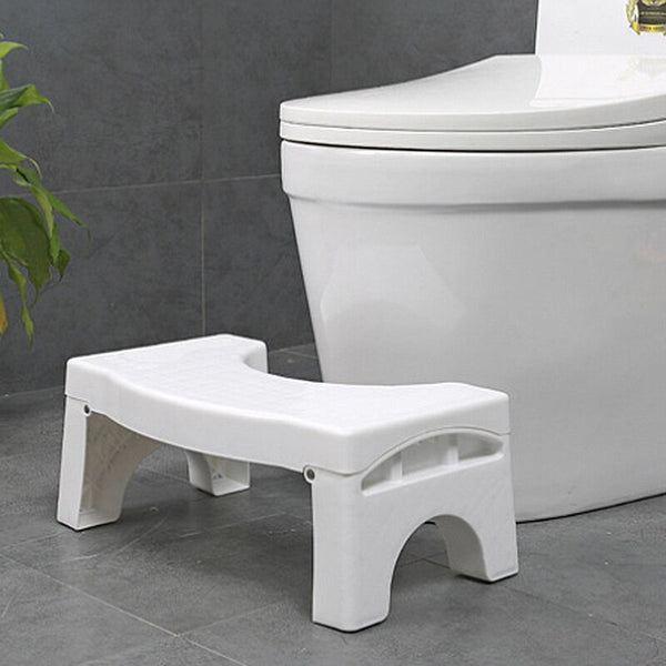 Bathroom Squatty Bench - Fresh Smiles .Co