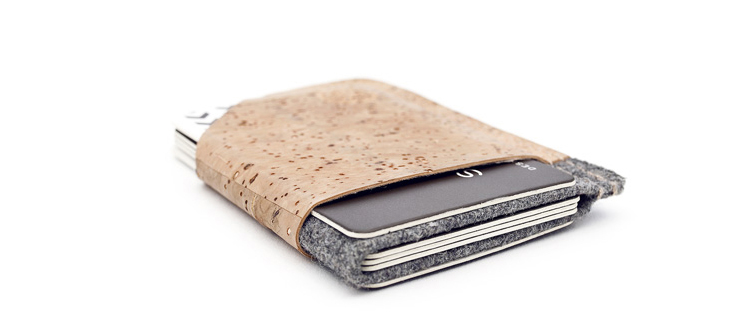 the SLIDE wallet