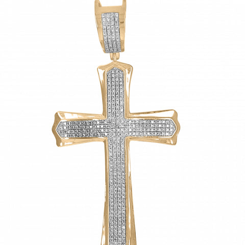 .78ct Diamond Cross