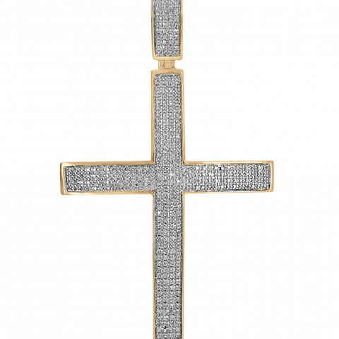 1.03ct Diamond Cross