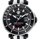 Mens Versace V-Race Diver Watch