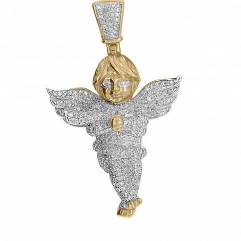 1.32ct Diamond Angel