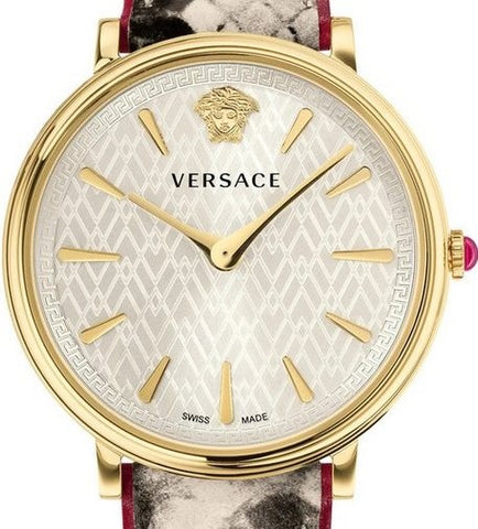 Acron Mother of Pearl Dial Ladies Watch