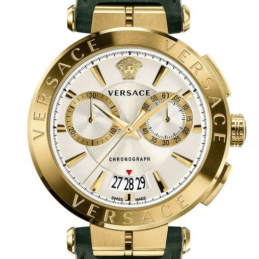 Versace Men's 'MANIFESTO EDITION' Swiss Quartz