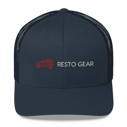 Resto Gear Trucker Cap