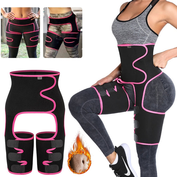 Sweat Slim Thigh Trimmer Waist