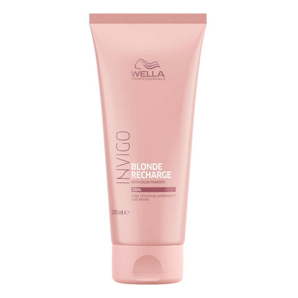 WELLA BLONDE RECHARGE ACONDICIONADOR 200 ML
