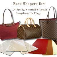 Purse and Handbag Base Shapers
