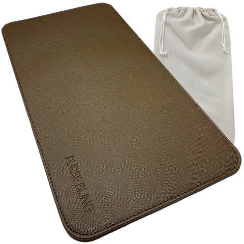 Purse Base Shaper with Dust Bag