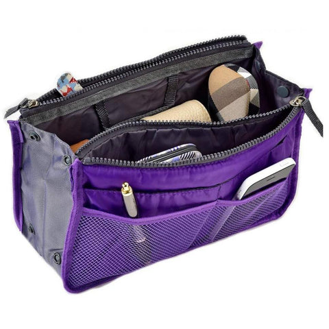 Gift Gallery Multi-Pocket Purse Organizer