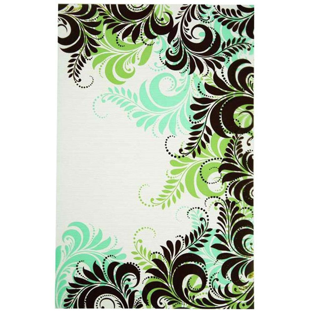 Laptop Stickers - Floral - Fern