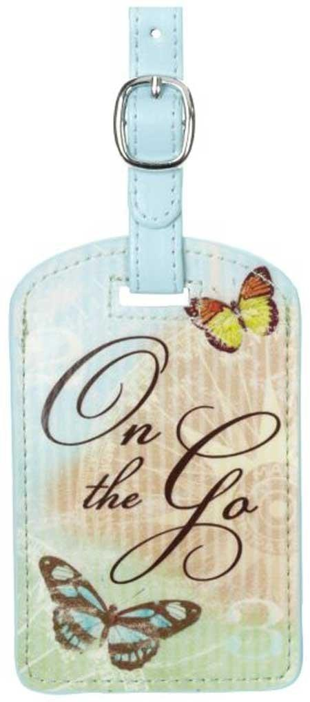 Luggage Tag - On the Go