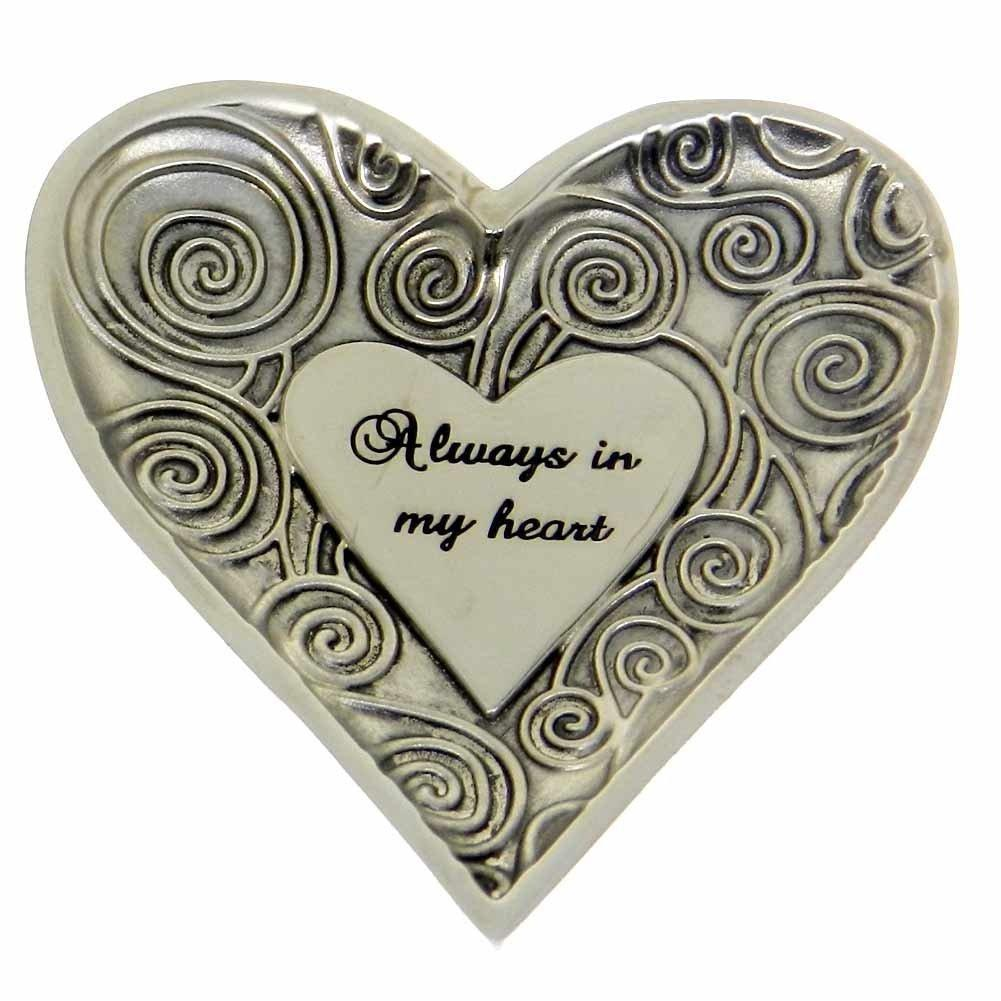 Heart Ring Dish - Always in my heart