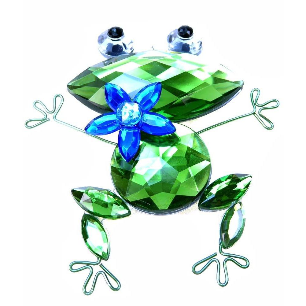 Acrylic Frog Sun catcher - Ornament
