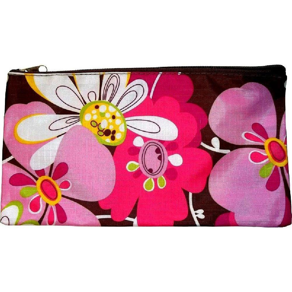 Express Yourself - Cosmetic Bag - Floral