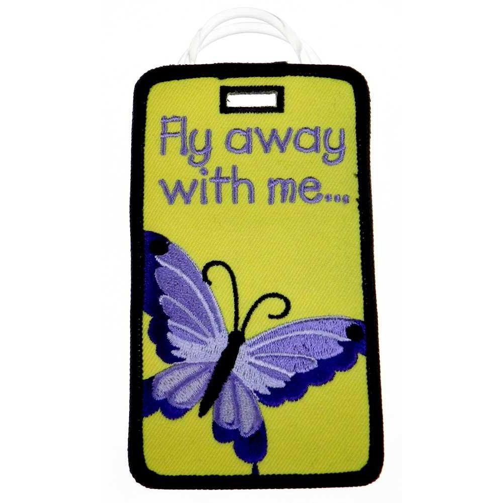 Not Just a Luggage Tag - Fly Away