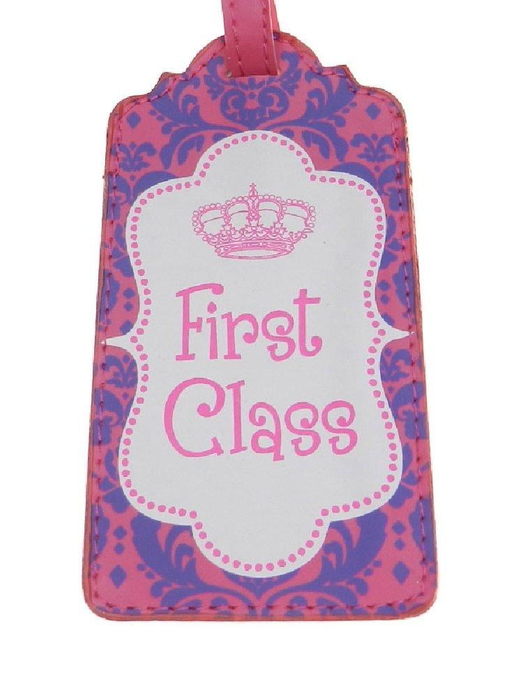 Luggage Tag - Color Factory - First Class