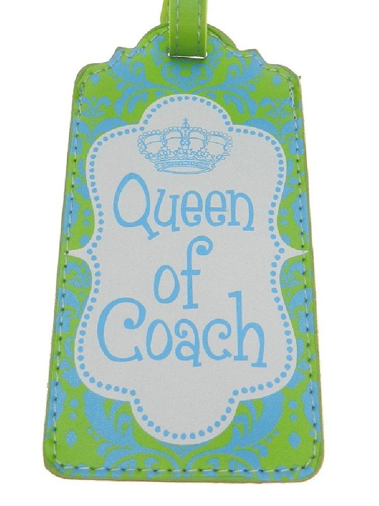 Luggage Tag - Color Factory - Queen of Coach