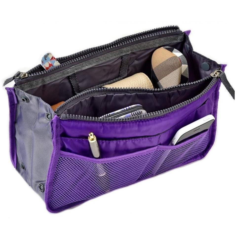 Gift Gallery Multi Pocket Purse Organizer