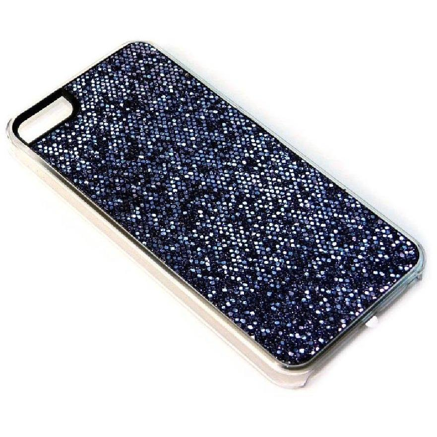 Glitter iphone case for iphone 5 - Deep Purple