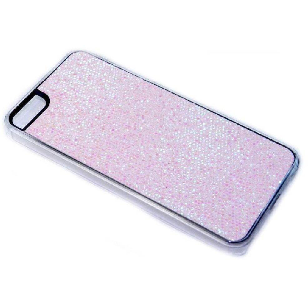 Glitter iphone case for iphone 5 - Light Pink