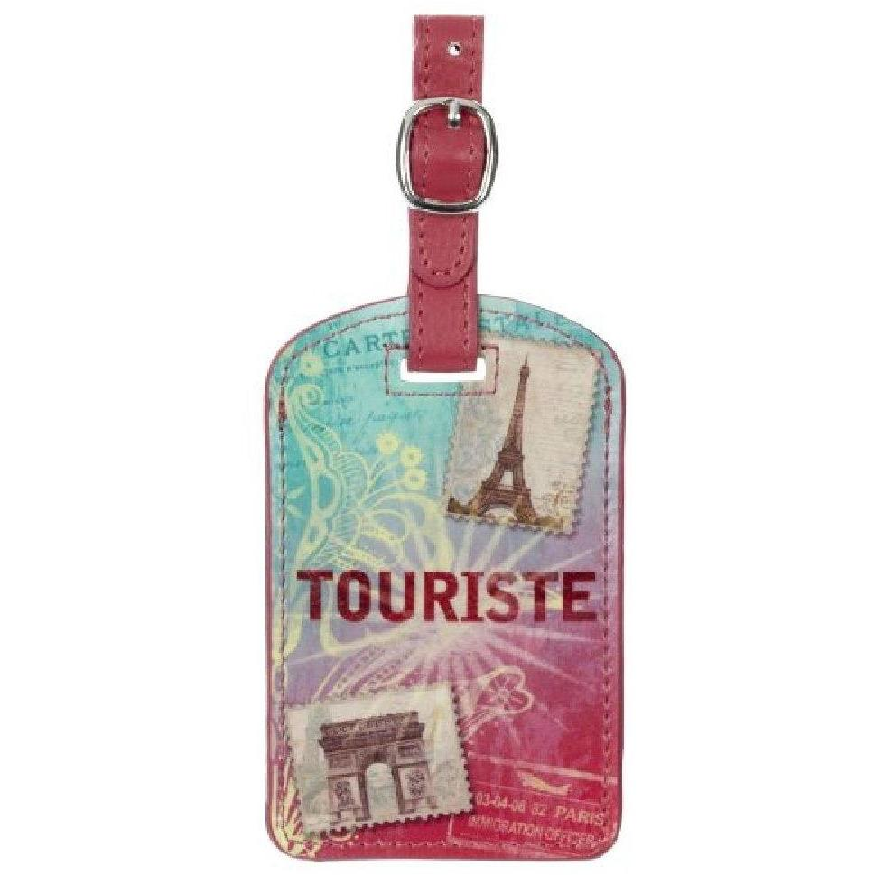 Luggage Tag - Touriste