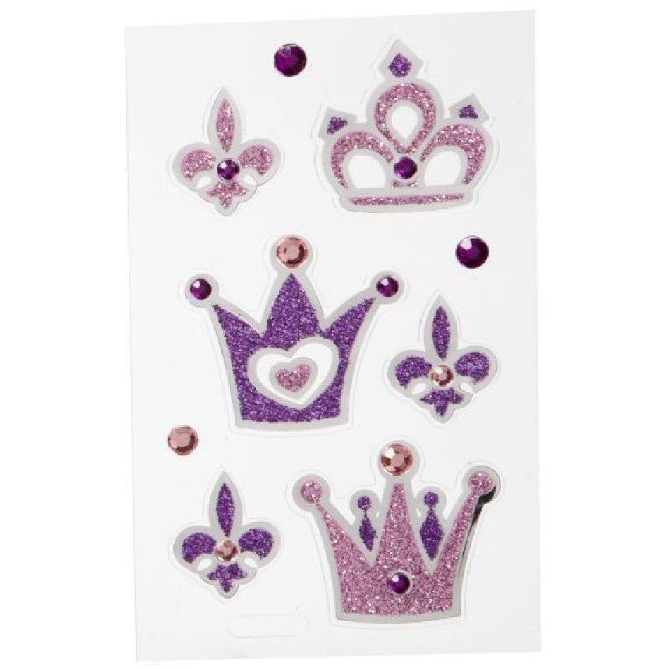 Cell Phone Stickers - Princess Crown