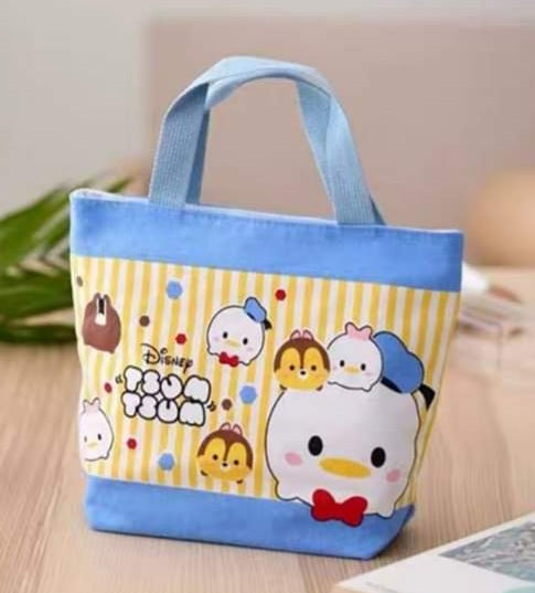 Waterproof Tsumtsum Lunch Pouch - Donald