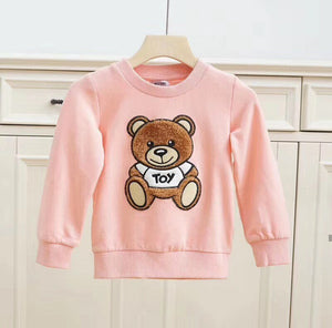 Moschino Sweatshirt Original (Girls)
