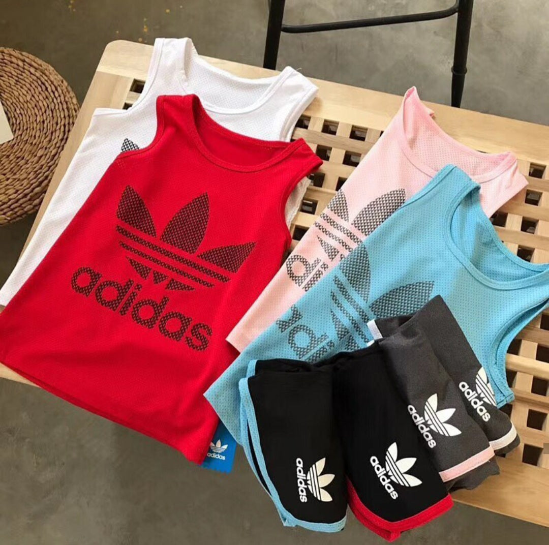 Adidas Sleeveless Set Original (Unisex)