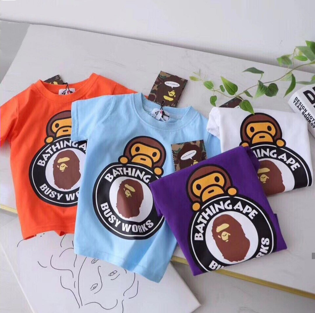 Bathing Ape T-Shirt Original (Unisex)