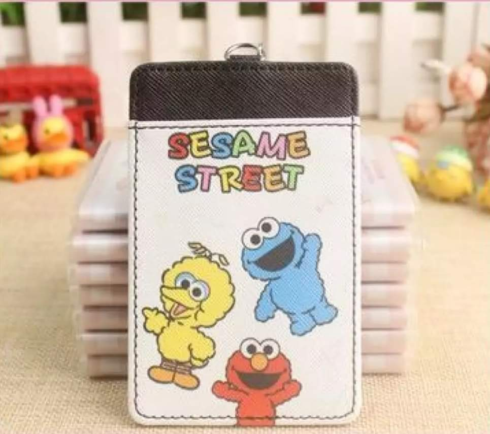 Ez-link Card Holder - Sesame Street