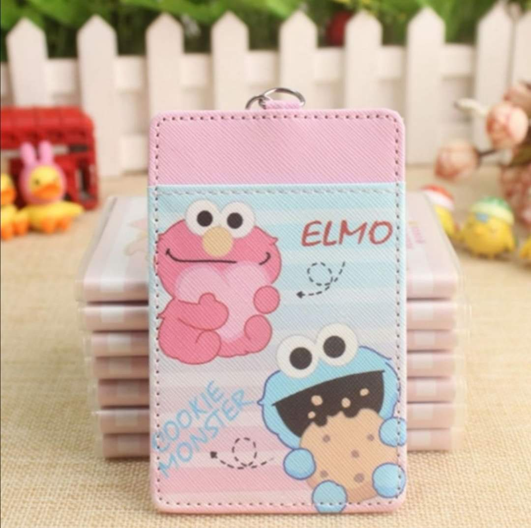 Ez-link Card Holder - Elmo