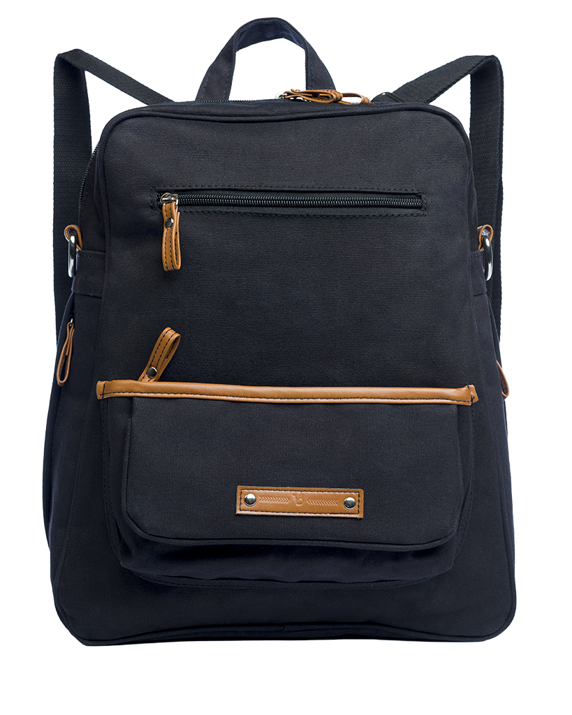 M.O.T.G. Convertible Backpack- After Hours