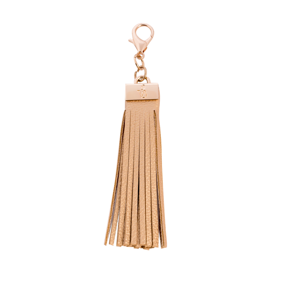Mix & Match Tassel- Golden Marshmallow