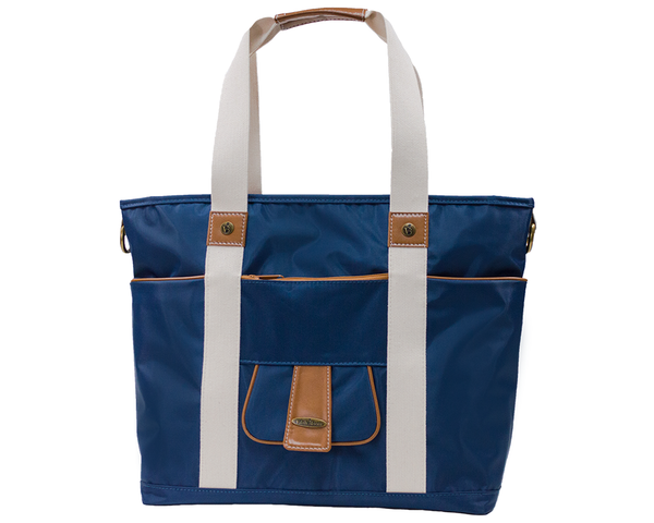 Harbor Side Tote - Nantucket Navy