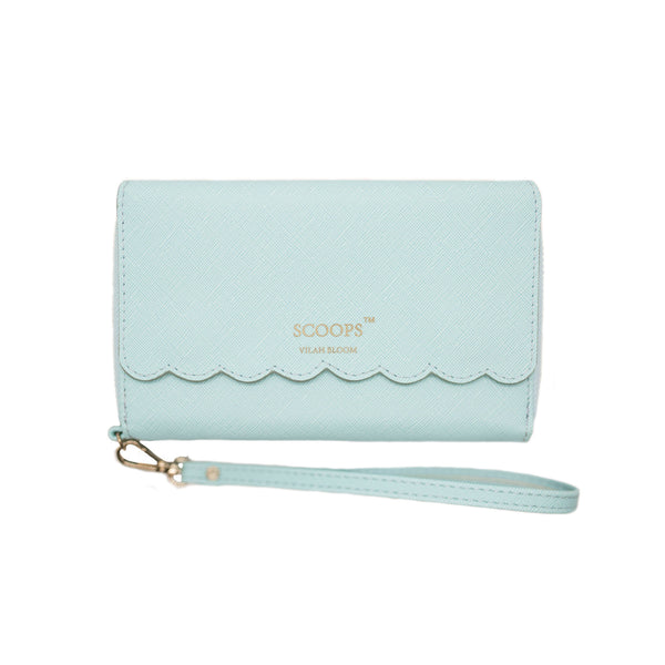 Scoops Wipes Wallet- Once in a Blue Moon