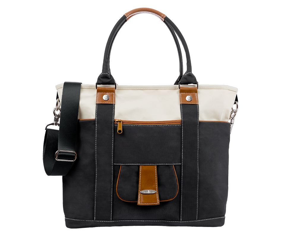 Dockside Tote- Riverstone Black (pre-order for May)