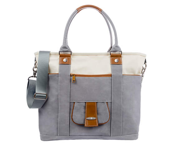 Dockside Tote-Driftwood Grey (pre-order for April delivery)