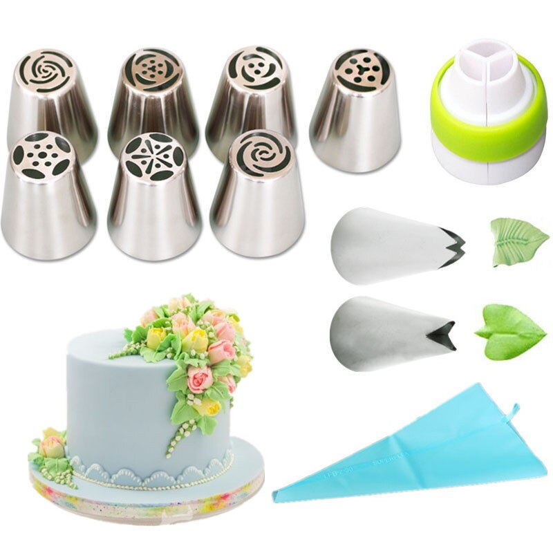Cupcake Decoratie Set™