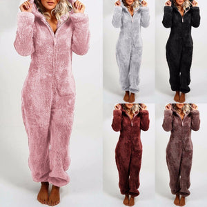 Winterse warme Onesie™